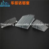Profils en aluminium anodisés d'aluminium d'extrusion