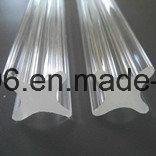 ホウケイ酸塩ガラスのプロフィールの管及び棒