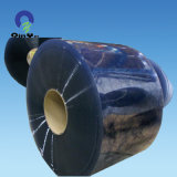 파란 담채 PVC 필름 포장 부대를 위한 유연한 PVC 필름