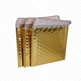 熱い販売法の金の金属パッドを入れられたエンベロプ