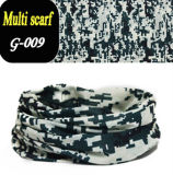 Deporte elástico Multi pañuelo de la venda de la bufanda