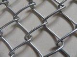 Rete fissa rivestita di collegamento Chain di Galvanized/PVC