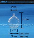 Transparentes Glasflaschen-Wein-Glas für flüssige Speicherung