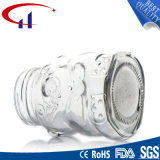 200ml極度の品質のガラス込み合いの瓶(CHJ8146)