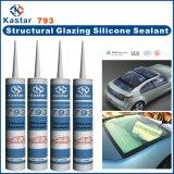 Sellante neutral constructivo del silicón de las fuentes (Kastar730)
