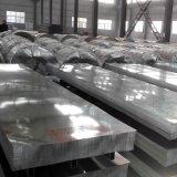 Tôle d'acier galvanisée ridée de matériau de construction de roulis en acier de Dx51d+Z