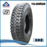 Neumático vendedor caliente del carro del certificado del Bis para el neumático radial completamente de acero del carro del mercado 1000r20 1100r20 1200r20 de la India