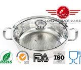 Нержавеющая сталь Hot Pot для Chaffy Dish