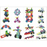 Educational Toy Magnetic Building Blocks Sucker