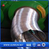 A qualidade aprovou o fio galvanizado eletro do ferro