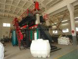 Máquina de molde do sopro da extrusão do tanque de água do HDPE com vídeo