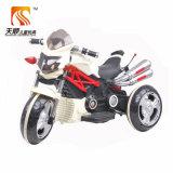 3つの車輪の赤ん坊の電気オートバイ