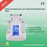 Macchina di Dermabrasion del diamante della pelle di tecnologia della Corea per CV-02 pulito profondo facciale
