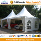 작은 3X3, 4X4, 5X5, 6X6, 8X8, 10X10m Aluminum PVC White Car Parking Tent