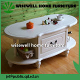 목제 거실 가구 작은 테이블 (W-T-865)