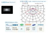 Luz de rua do diodo emissor de luz/lente módulo da lâmpada com o diodo emissor de luz 30 de (LOCS)