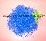 Colorir a indicação do gel de silicone azul do transformador do secador do ar