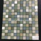 Mosaico natural de la piedra de la selva tropical de Classicial, de cristal e inoxidable
