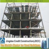 Almacén de la estructura de acero del diseño de la construcción en China
