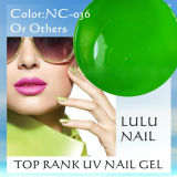 Lulu Nail Gel UV Polish Nail Art Color Soak hors de Gel UV pour Nail Extension Gel Polish