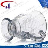 100ml gravierte Entwurf kleine freie Glaskaffeetasse (CHM8173)
