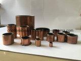 Rodamiento de bolitas bimetálico de bronce envuelto para las piezas del motor