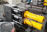 Continue Screen Changer voor Plastic Recycling Granulator