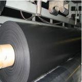 HDPE schwarzer Geomembrane Film für Fisch-Teich-Zwischenlage