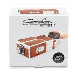 Smartphone Mini Projetor Fantasy Cinema Cardboard