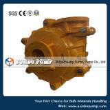 Bomba centrífuga do material de /A05 da bomba da pasta da mineração resistente quente da venda