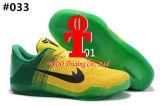 Падение грузя оптовые размер 7-12 ботинок спортов Zk XI сбывания высокого качества 2016 тапок людей дешевые Zk11 XI ботинок баскетбола низкие новый горячий