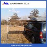 Tenda di campeggio della spiaggia piegata accessori dell'automobile