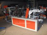 Rodillo para rodar el bolso de basura perforado que hace la máquina con el sistema impulsado por motor servo