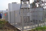 電気絶縁体の電気塀