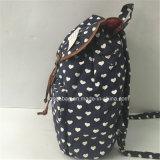 Backpack перемещения холстины высокого качества Backpack перемещения спорта способа новый конструированный Hiking мешок школы выдвиженческий (GB#20074)