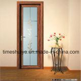 Алюминиевая дверь туалета с по-разному конструкцией и по-разному размером