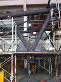 鉄骨構造の製造クレーンは(アーム) 2つを分ける