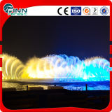 Steel di acciaio inossidabile Water Screen Movie Fountain Nozzle con il laser