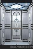 Ascenseurs sûrs et fiables d'acier inoxydable de miroir de passager avec le prix usine