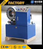 ホースアセンブリを作るための上の販売促進の油圧ホースのひだが付く機械