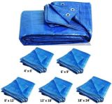 Tissu bleu imperméable à l'eau d'Outerdoor de bâche de protection de valeur supplémentaire