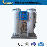 Enery-Einsparung und hohe Leistungsfähigkeits-Lebensmittelkonservierung-Stickstoff-Generator