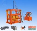 Dieselmotor-Block und Ziegeleimaschine China Spitzenkleber-Block-Maschinen-Preisliste der marken-Qt4-40
