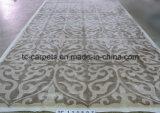 (H750) A mão adornou o tapete viscoso de Carpet/100%