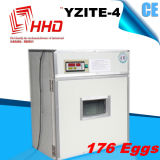 CE Automatic Egg Incubator per Hatching 176 Eggs Yzite-4
