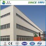 중국에 있는 Prefabricated 강철 구조물 건물 작업장