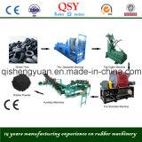 Cadena de producción inútil del neumático para reciclar el polvo de goma con Ce