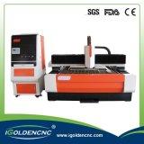 1325 1530 máquinas de estaca do laser do metal da fibra