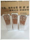 99.995% Indium-Barren für Lötmittel und Dichtung