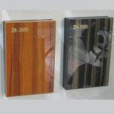 Altas tarjetas de madera brillantes ULTRAVIOLETA para la cabina de cocina (FY1254)
